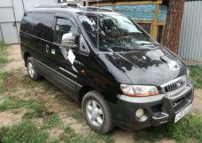Hyundai Starex, 2003