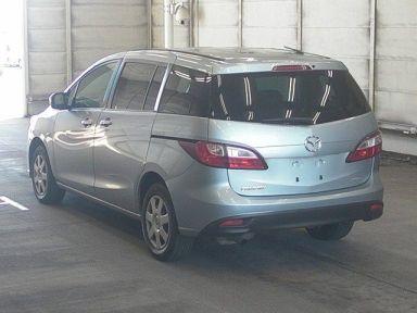 Mazda Premacy 2011 отзыв автора | Дата публикации 01.12.2018.
