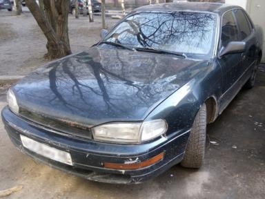 Toyota Camry 1994 отзыв автора | Дата публикации 05.12.2018.