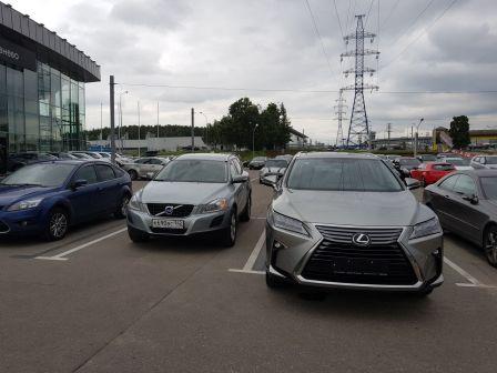 Lexus RX350L 2018 - отзыв владельца