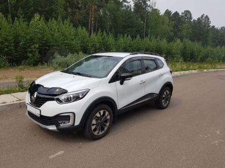 Renault Kaptur 2016 - отзыв владельца