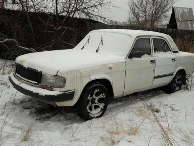 ГАЗ 31029 Волга 1995 отзыв автора | Дата публикации 07.12.2018.