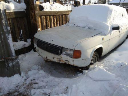 ГАЗ 31029 Волга 1995 - отзыв владельца