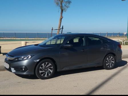 Honda Civic 2017 - отзыв владельца