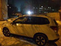 Subaru Forester 2018 отзыв владельца