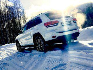 Jeep Grand Cherokee 2016 - отзыв владельца