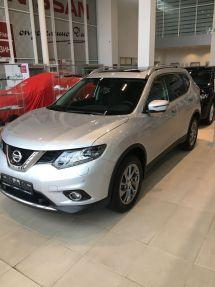 Nissan X-Trail 2018 отзыв владельца