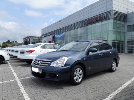 Nissan Almera 2016 - отзыв владельца