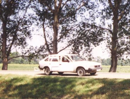 Москвич 2141 1989 - отзыв владельца