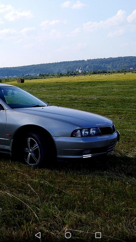 Mitsubishi Diamante 1996 - отзыв владельца