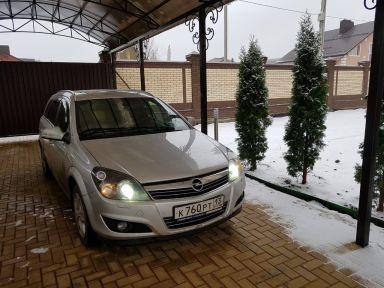 Opel Astra Family 2013 отзыв автора | Дата публикации 13.12.2018.