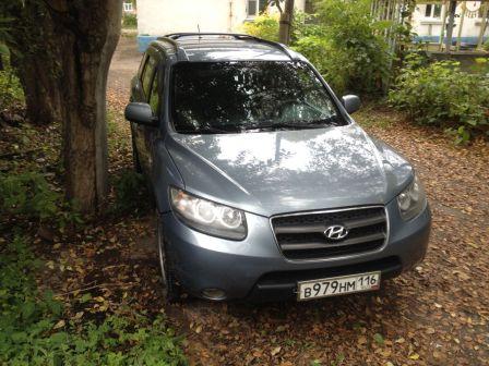 Hyundai Santa Fe 2007 - отзыв владельца