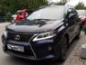 Отзыв о Lexus RX350, 2012
