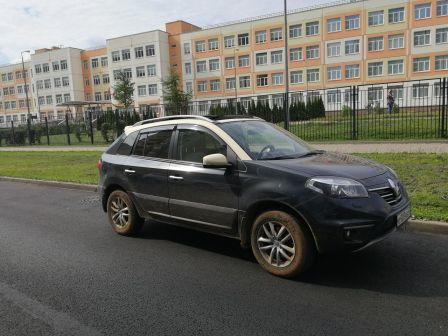 Renault Koleos 2013 - отзыв владельца