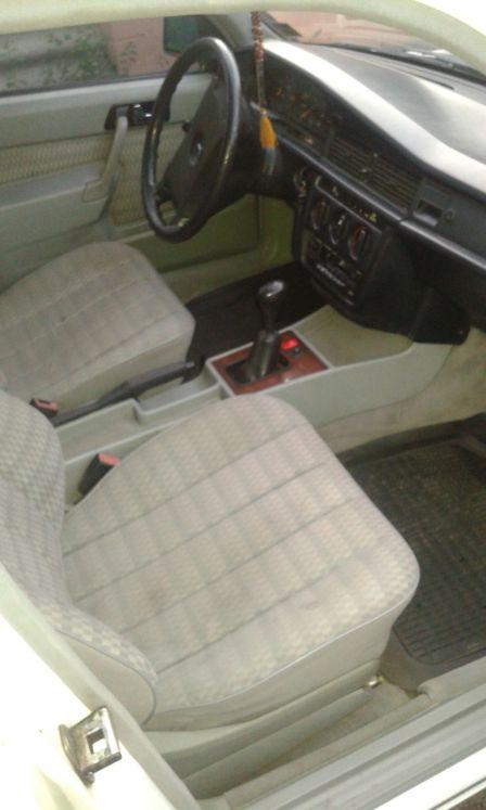 Mercedes-Benz 190 1991 - отзыв владельца