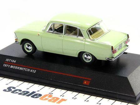 Москвич 412 1975 - отзыв владельца