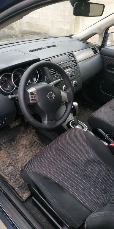 Nissan Tiida 2011 отзыв автора | Дата публикации 15.12.2018.