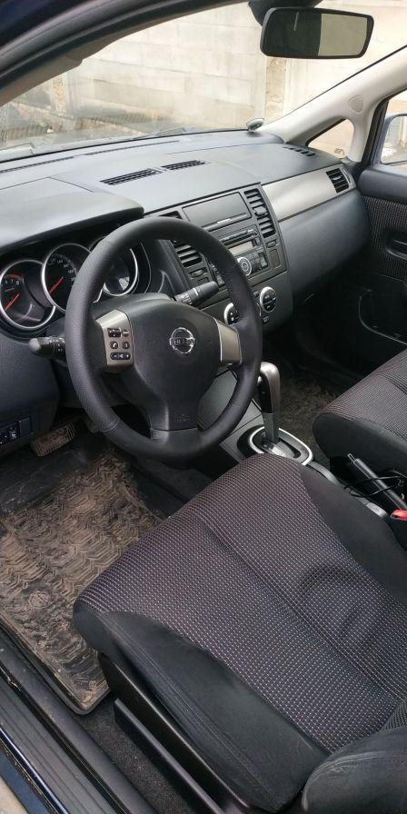 Nissan Tiida 2011 - отзыв владельца