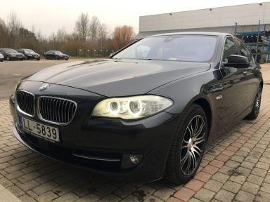 BMW 5-Series, 2013