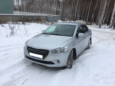 Peugeot 301 2013 отзыв автора | Дата публикации 17.12.2018.