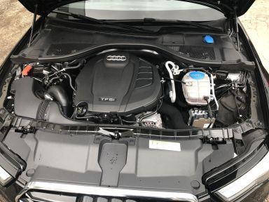 Audi A6, 2015