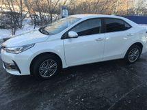 Toyota Corolla 2018 отзыв владельца