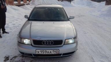 Audi A4 1997 отзыв автора | Дата публикации 20.12.2018.