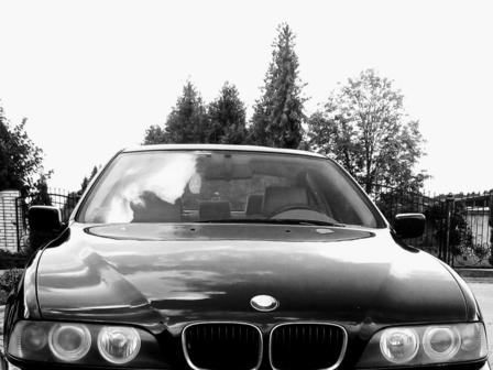 BMW 5-Series 1998 - отзыв владельца