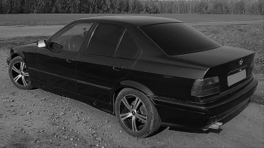 BMW 3-Series 1991 отзыв автора | Дата публикации 22.12.2018.