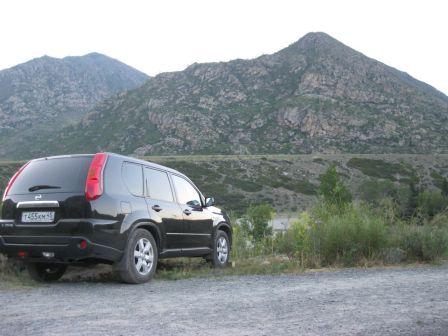 Nissan X-Trail 2007 - отзыв владельца