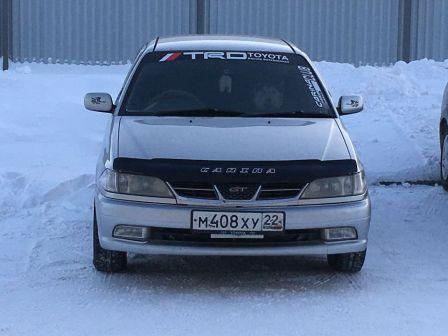 Toyota Carina 1998 - отзыв владельца