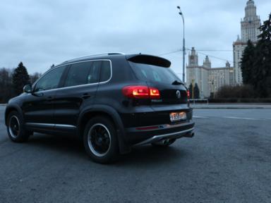 Volkswagen Tiguan 2012 отзыв автора | Дата публикации 26.12.2018.