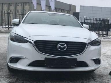 Mazda Mazda6, 2018