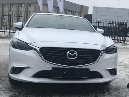 Mazda Mazda6 2018 - отзыв владельца