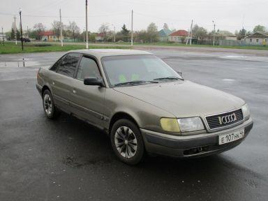 Audi 100 1991 отзыв автора | Дата публикации 29.12.2018.