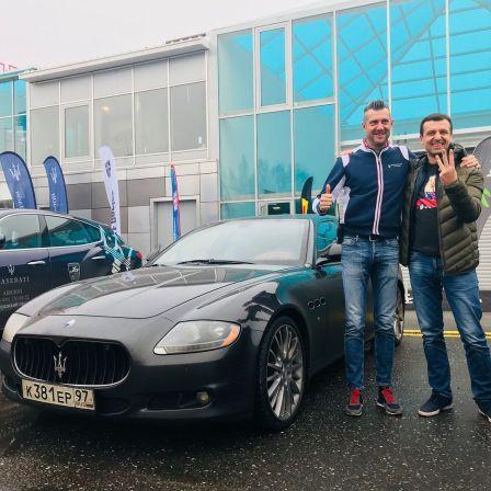 Maserati Quattroporte 2011 - отзыв владельца