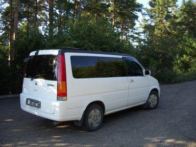 Honda Stepwgn, 1999