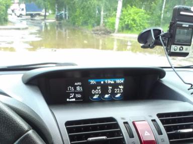 Subaru Forester 2014 отзыв автора | Дата публикации 14.03.2017.