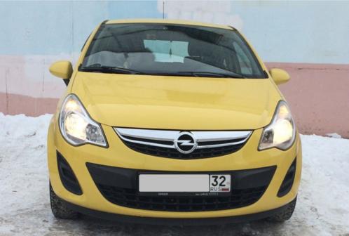 Opel Corsa 2012 - отзыв владельца