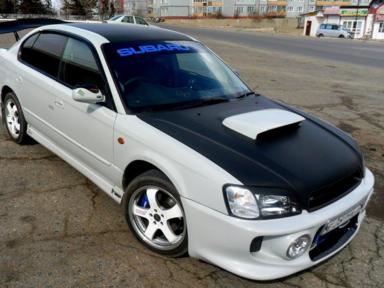 Subaru Legacy B4 отзыв автора | Дата публикации 14.02.2012.