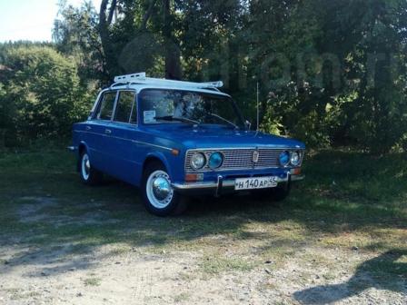 Лада 2103 1976 - отзыв владельца