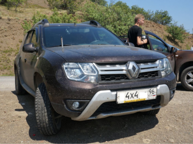 Renault Duster, 2012