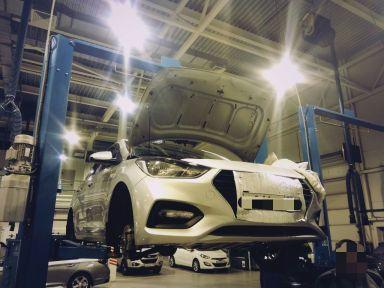Hyundai Solaris 2017 отзыв автора | Дата публикации 29.10.2017.