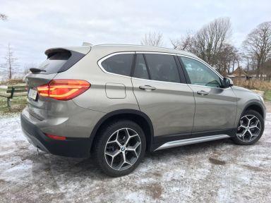 BMW X1 2018 отзыв автора   Дата публикации 28.07.2018.