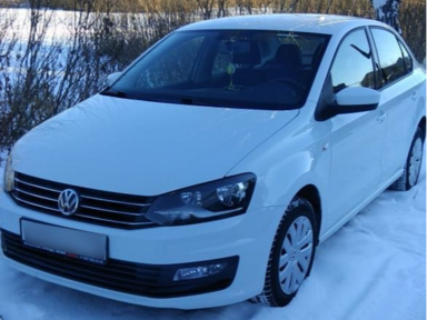 Volkswagen Polo 2016 отзыв автора | Дата публикации 05.12.2018.