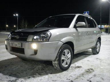 Hyundai Tucson, 2008