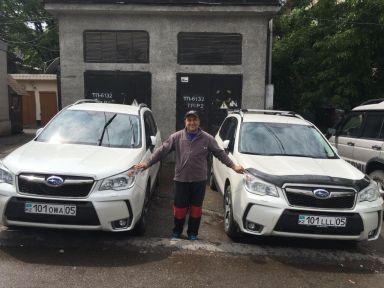 Subaru Forester 2014 отзыв автора | Дата публикации 30.08.2018.