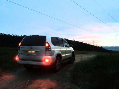 Land Cruiser Prado 2003 отзыв автора | Дата публикации 03.09.2018.