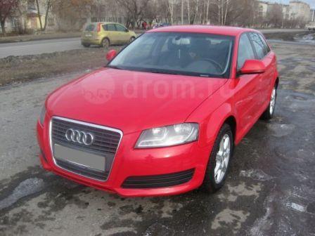 Audi A3 2010 - отзыв владельца