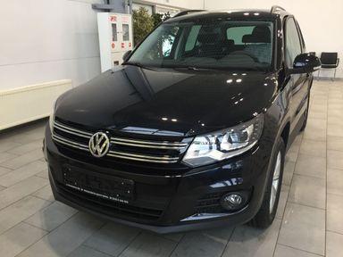 Volkswagen Tiguan 2016 отзыв автора | Дата публикации 24.12.2018.